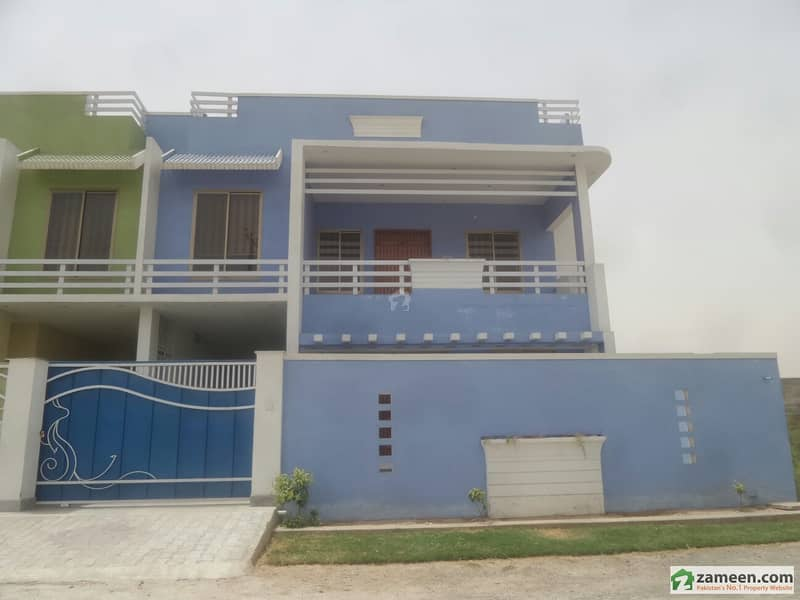 7. 5 Marla Double Storey House For Sale