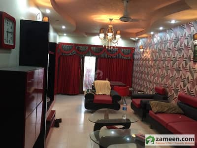 5 Bed Duplex Apartment Well Maintained Near 4 Minar Chorangi In Bahadurabad