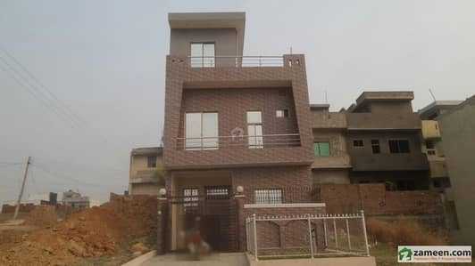 Brand New House Available for Sale CDA Sector Islamabad