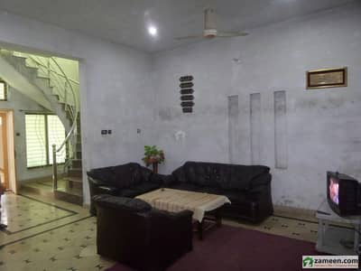 Triple Storey Beautiful Furnished House For Sale At Sabir Piya Town, Okara