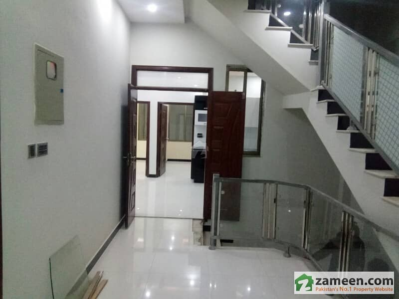 Brand Newly Out Class Beautiful Front Elevation 120 Sq Yards Proper Double Story Bungalow For Sale Palm Residency Gulistan E Jauhar Karachi Id8513367 Zameen Com