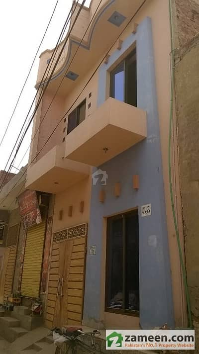3. 5 Marla House For Sale In 85/6R Sahiwal
