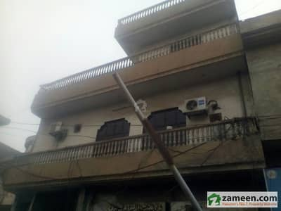 6 Marla Semi Commercial House For Sale