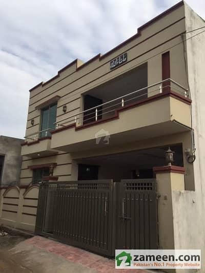 Beautiful Brand New Double Storey House For Sale Near Askari 14