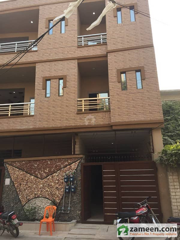 Brand New Flats Near Wahdat Road Lahore