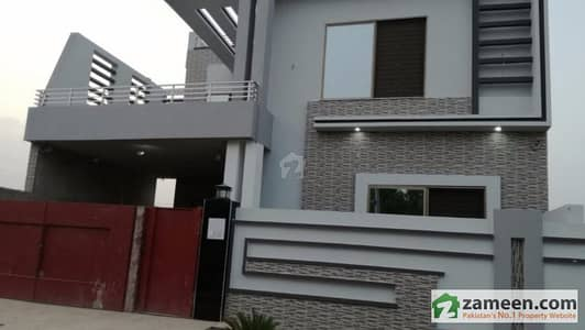 Brand New 10 Marla Double Storey House Available For Sale