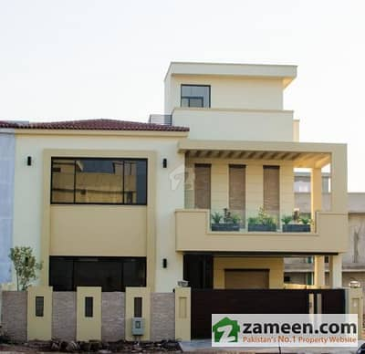 10 Marla Designer House For Sale In Sector A Bahria Enclave