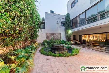 4 Kanal Luxury Dream House Bungalow In Model Town D Block For Sale