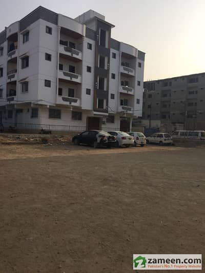 Brand New Flat Is Available For Sale On Third Floor