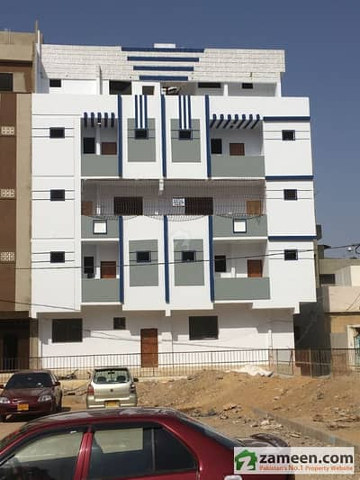 Brand New Flat Is Available For Sale On First Floor