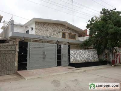 Bungalow in Chaman Housing Scheme