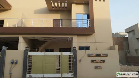 House Is Available For Sale At Shahzad Colony Satiana Road