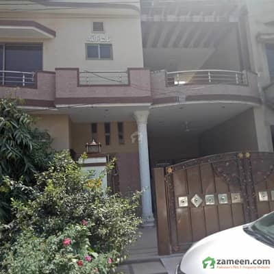 House For Sale House 11 Marla Double Story At Izmir Town Lahore