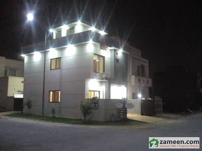 Corner Brand New House For Sale In Phase 1