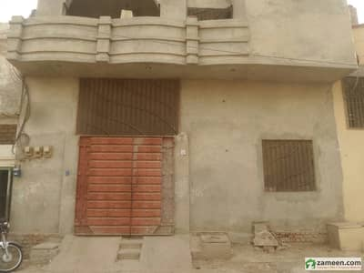 3 Marla Double Storey House For Sale - Ahmedpur Road