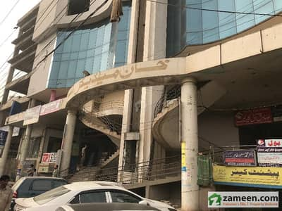 Commercial 1st Floor For Sale Khan Medical City On Nishtar Road Multan