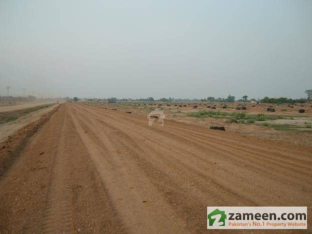1 Kanal Plot File For Sale In Dha Islamabad In 30 Lac