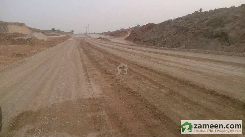 Dha Islamabad  5 Marla Plot File For Sale