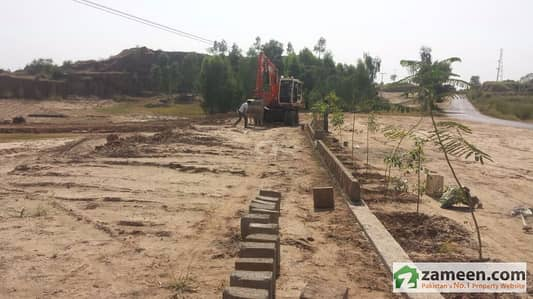 Agro Farm House Land Is Available For Sale On Chakri Road