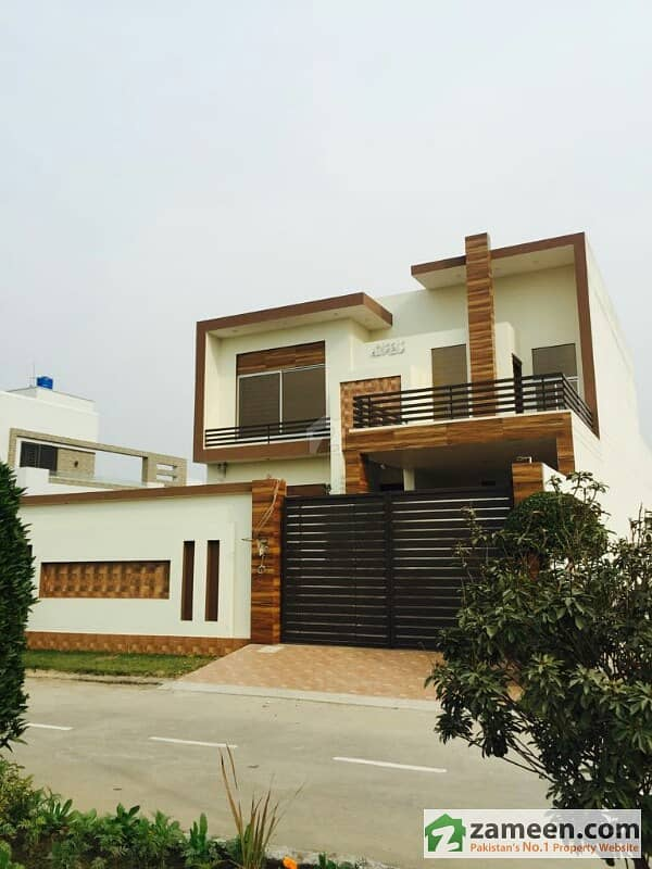 brand new modern house for sale
