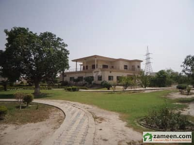 Farm House For Sale In Defence View Housing Society Multan