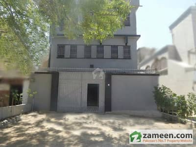 Corner Ground Plus 2 House Is Available For Sale
