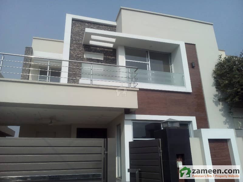 Brand New 10 Marla House for Sale In BlockA Phase8 DHA Lahore