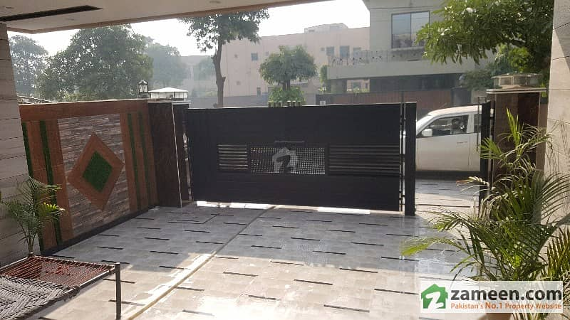 10 Marla Brand New House For Sale In Block a Phase 8 Dha  lahore