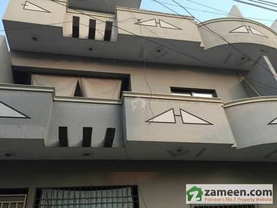 Double Storey 120 Square Yard House For Sale