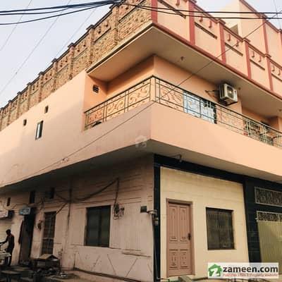 5 Marla Commercial Corner House At Main Samanabad Road