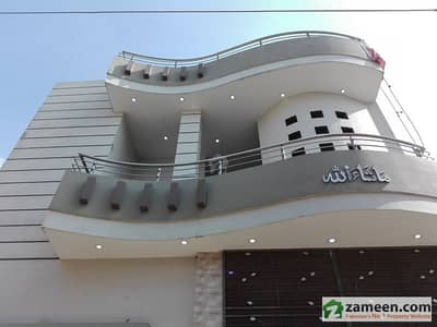 House Is Available For Rent Behind Markazi Eid Gah Coat Amanuallah