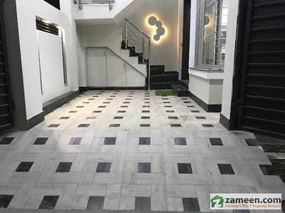 Brand New Corner Luxury 3 Marla 23 Square Feet House