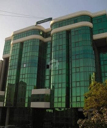 Main Road Office For Sale In  Shahra-e-Faisal