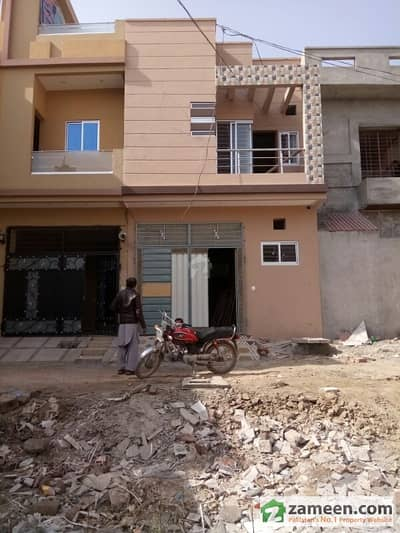 3. 5 Marla New House For Sale