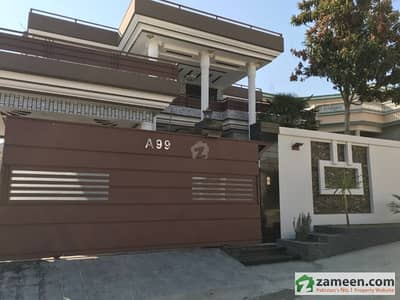 Double Storey House Available For Sale In Ghazi Kot Township