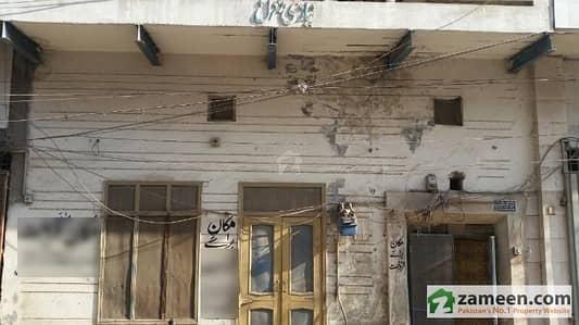 Commercil Old House For Sale Mansoarabad Main Bazar