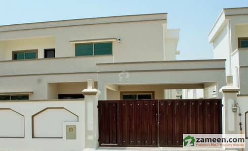 500 Sq Yard Brand New West Open Beautiful House In Falcon Complex New Malir
