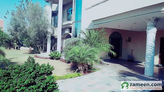 2 Kanal Lower Portion For Rent In Canal Garden Near Bahria Town Lahore