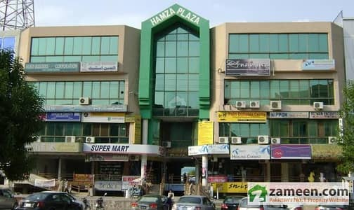Shop For Sale On Ground Floor In F8 Markaz Victory Plaza