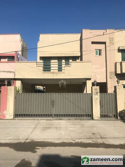 10 Marla House For Sale in Askari Colony II Sector B Sialkot