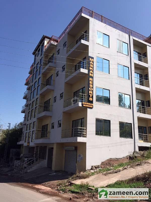Apartment On 2nd Floor In Murree For Sale