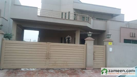 Urgent Deal On The Best Option Of 1 Kanal  Brigadier House 4 Bedrooms For Sale In Sector C Askari 10 Lahore