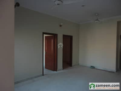 Ground Floor Apartment Available For Sale