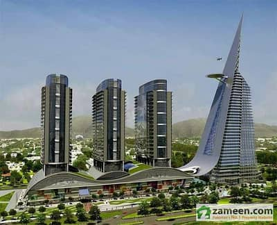 100 Confirm One Bed Apartments Is Available In Centaurus F-8/4 Islamabad