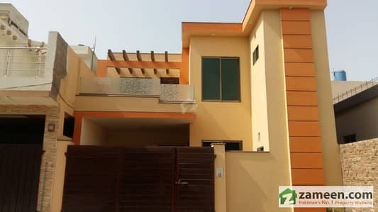 5 Marla Out Class House At For Avenue Colony At Multan Public School Road Opposite Model Town