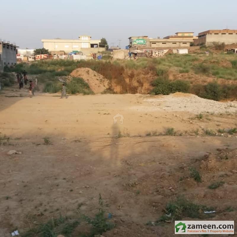 Islamabad Roads: 4 Marla Plot, Opp. DHA 2, Main GT Road GT Road, Islamabad