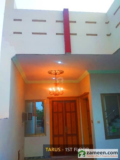 4 Marla 20 Front 110 Length Railway D Block Old Satellite Town  Double Storey Durable House Is Available For Sale