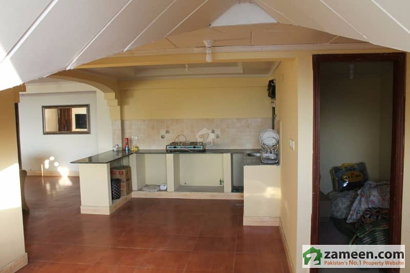 Fully Furnished Bold And Beautiful Lash Green Hills Valley View Pent House Mall Road For Sale