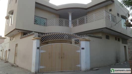 10 Marla Double Storey Corner House