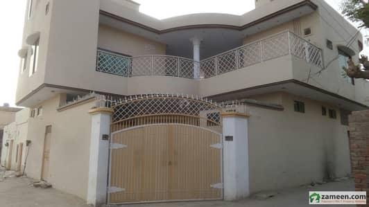 10 Marla Double Storey Beautiful Corner House